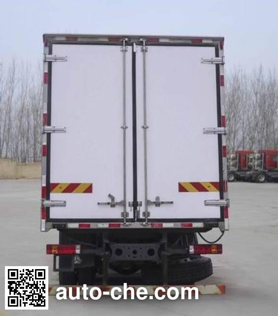 豪瀚牌ZZ5315XLCN46G3E1冷藏车