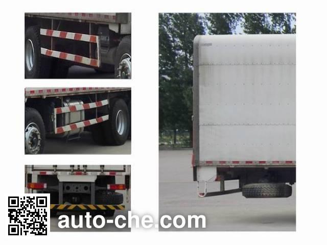 Sinotruk Hohan ZZ5315XYKN4663E1 wing van truck