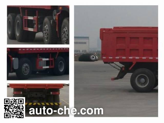 Sinotruk Hohan ZZ5315ZLJN3563D1 dump garbage truck