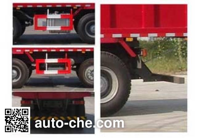 Sinotruk Hohan ZZ3315M3263D1 dump truck