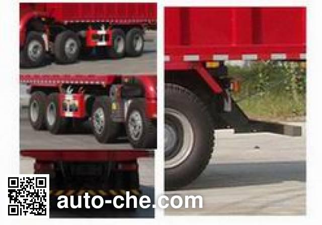 Sinotruk Hohan ZZ5315ZLJN3566E1L dump garbage truck