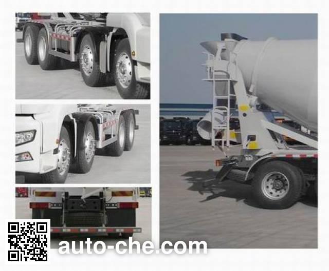 Sinotruk Sitrak ZZ5316GJBV326MD1 concrete mixer truck