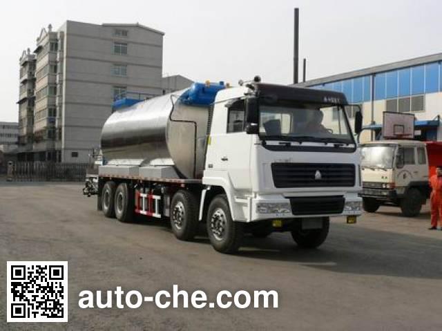 Sida Steyr ZZ5316GLQM3866F rubber asphalt distributor truck