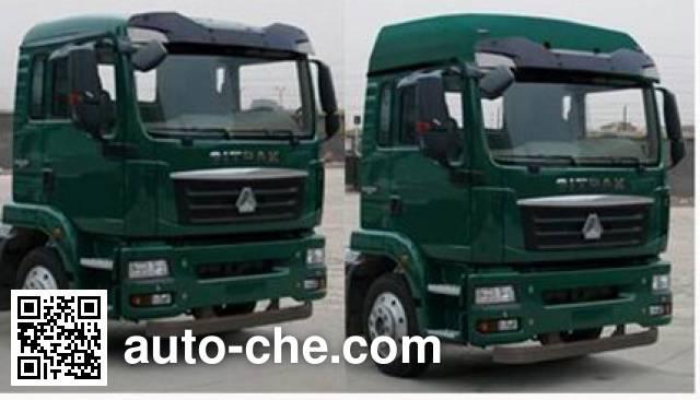 Sinotruk Sitrak ZZ5316XLCN466GE1 refrigerated truck