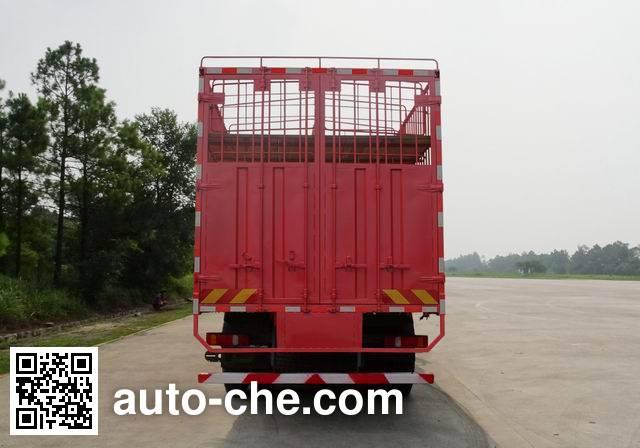 Sinotruk Howo ZZ5317CCQV466HE1 livestock transport truck