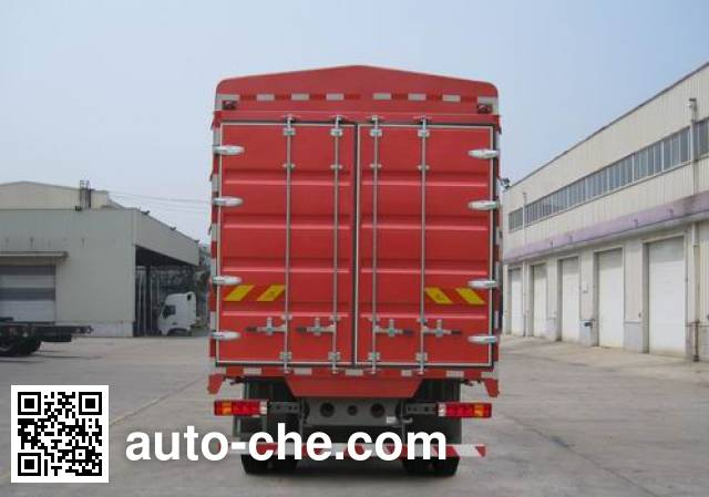 Sinotruk Howo ZZ5317CCYN466NE1 stake truck