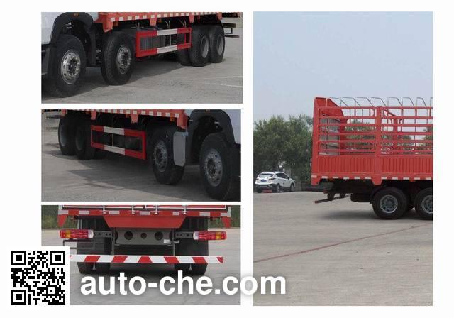Sinotruk Howo ZZ5317CCYN466WE1 stake truck