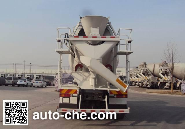 豪沃牌ZZ5317GJBN306GE1混凝土搅拌运输车