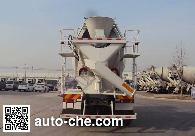 Sinotruk Howo ZZ5317GJBN306GE1 concrete mixer truck