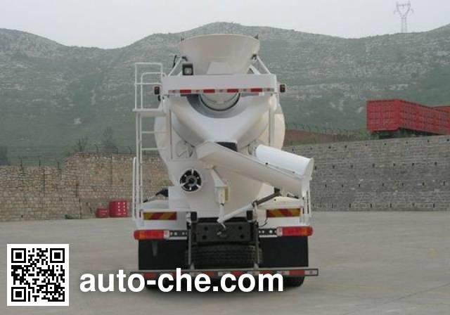 Sinotruk Howo ZZ5317GJBN3667E1L concrete mixer truck