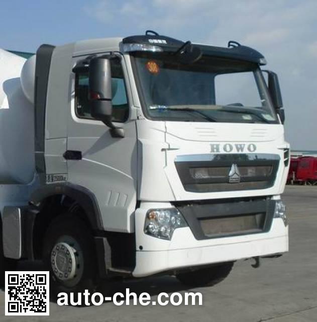 Sinotruk Howo ZZ5317GJBN366HD1 concrete mixer truck