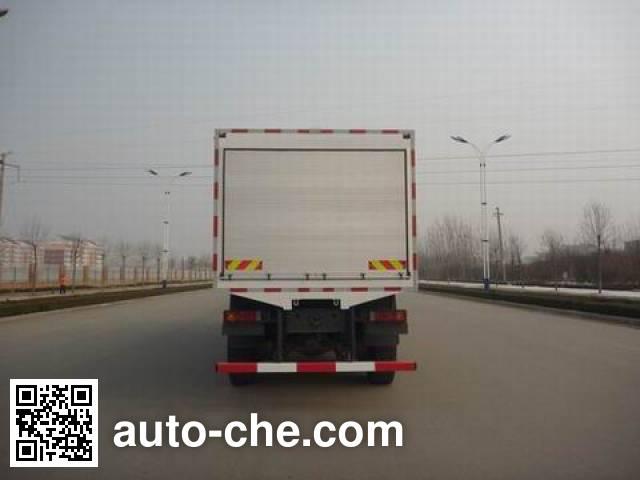Sinotruk Howo ZZ5317XJS water purifier truck