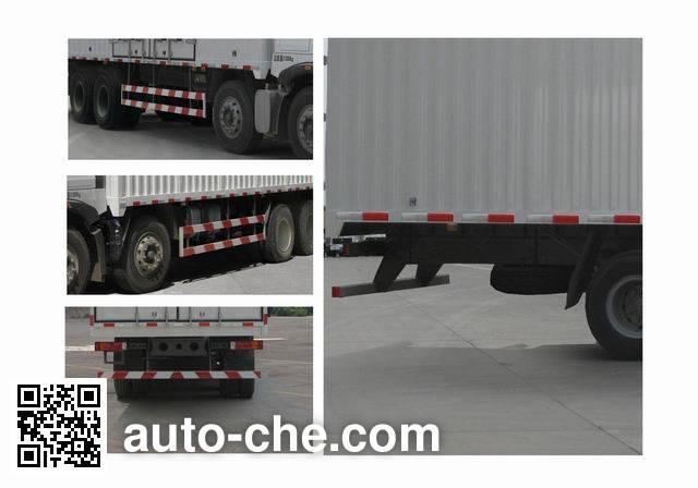 Sinotruk Howo ZZ5317XXYN466GE1 box van truck