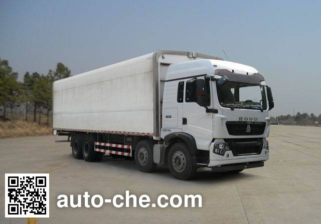 Sinotruk Howo ZZ5317XYKN466GE1 wing van truck