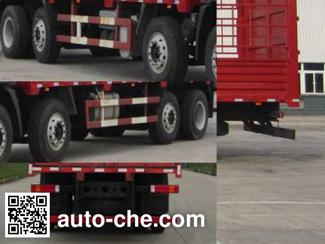 Homan ZZ5318CCYKM0EK0 stake truck