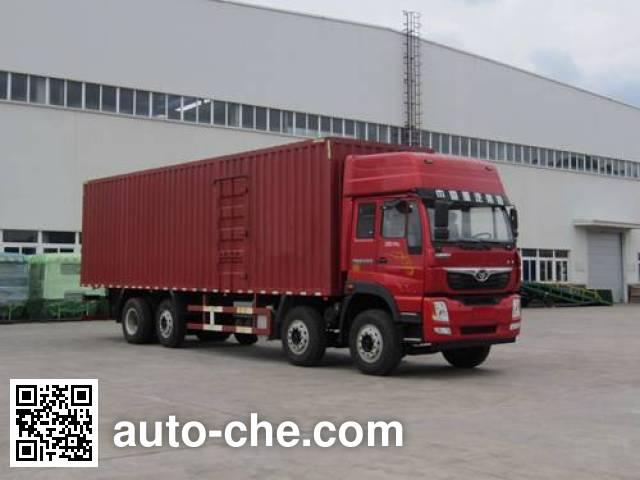 Homan ZZ5318XXYKM0EK0 box van truck