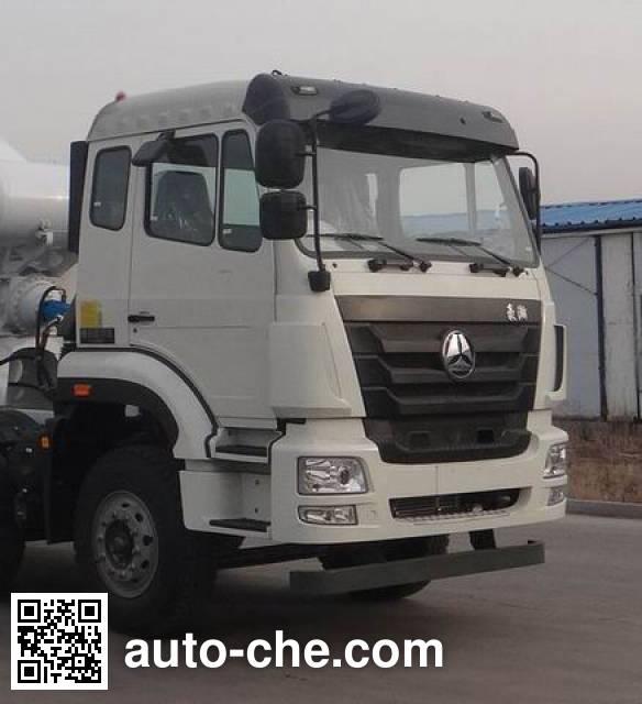Sinotruk Hohan ZZ5325GJBN3263E1K concrete mixer truck