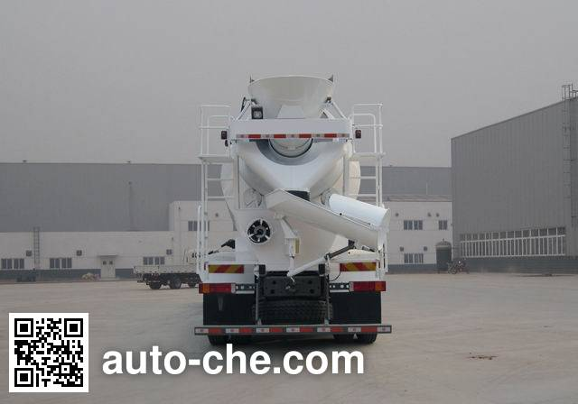 Sinotruk Howo ZZ5327GJBN326GD1 concrete mixer truck