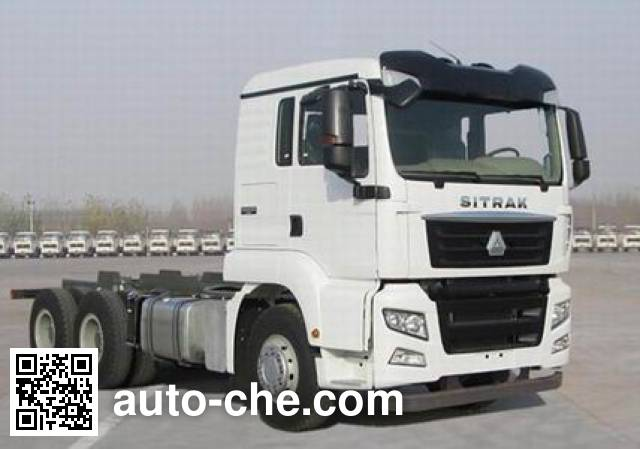Sinotruk Sitrak ZZ5346V464MD1 special purpose vehicle chassis
