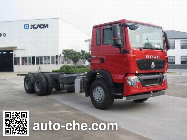 Sinotruk Howo ZZ5347M464GD1 special purpose vehicle chassis