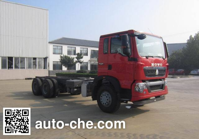 Sinotruk Howo ZZ5347N464GE1 special purpose vehicle chassis