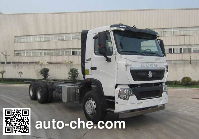 Sinotruk Howo ZZ5347V484MD1 special purpose vehicle chassis