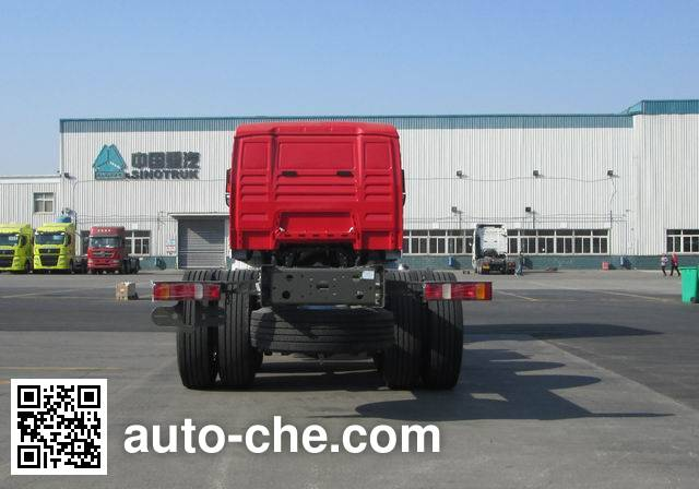 Sinotruk Sitrak ZZ5356V524ME5 special purpose vehicle chassis