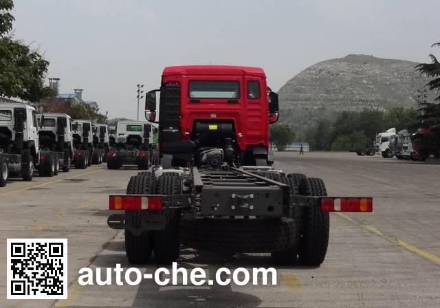 Sinotruk Howo ZZ5357TXFV464ME1 fire truck chassis