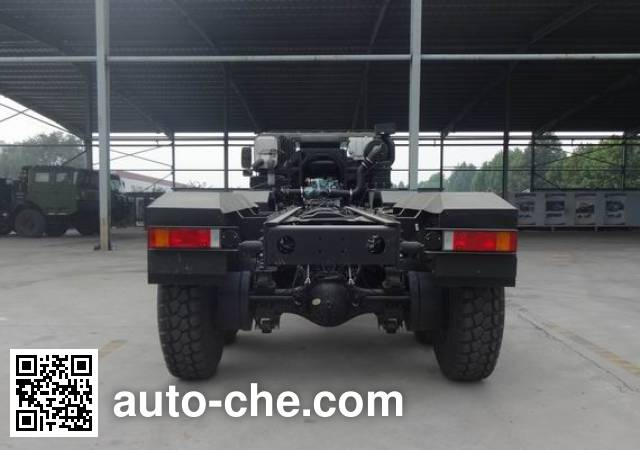 Sinotruk Howo ZZ5387V2977E2 special purpose vehicle chassis