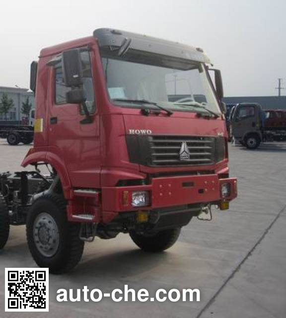 Sinotruk Howo ZZ5437N3877D1 special purpose vehicle chassis