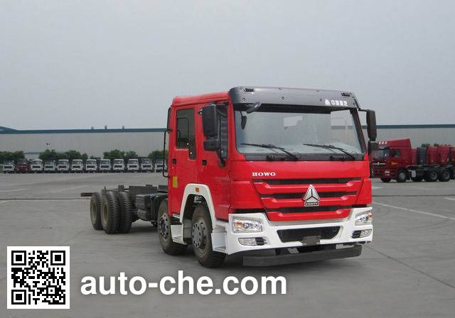 Sinotruk Howo ZZ5437V4667E5 special purpose vehicle chassis