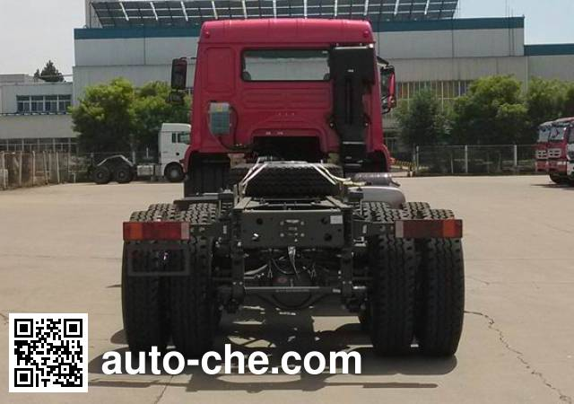 Sida Steyr ZZ5451N5261D1 special purpose vehicle chassis