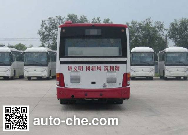 黄河牌ZZ6106GN5城市客车