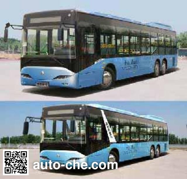 Huanghe ZZ6146GN5 city bus
