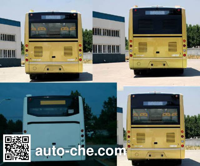Huanghe ZZ6186GN5 city bus