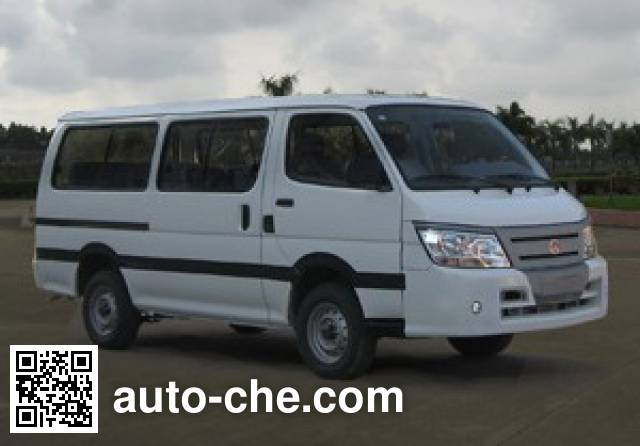 Homan ZZ6518MF1DW bus