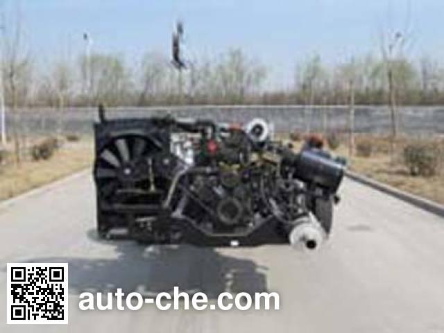 豪沃牌ZZ6807GG1EC客车底盘