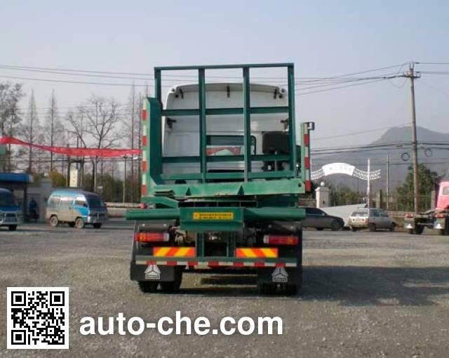 Zhongshang Auto ZZS5160TYC timber truck