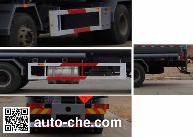 Zhongshang Auto ZZS5310GHY chemical liquid tank truck