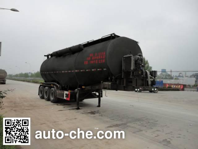 Zhongshang Auto ZZS9401GXH ash transport trailer