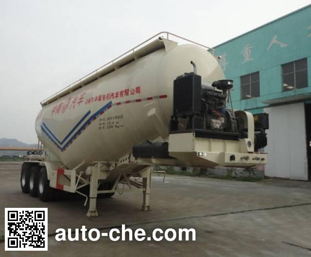 Zhongshang Auto ZZS9402GXH ash transport trailer