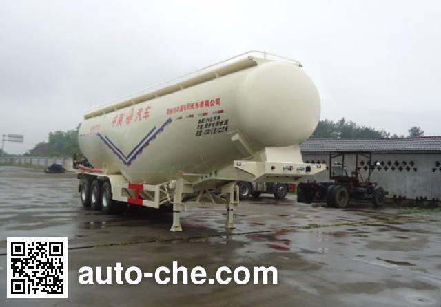 Zhongshang Auto ZZS9403GXH ash transport trailer