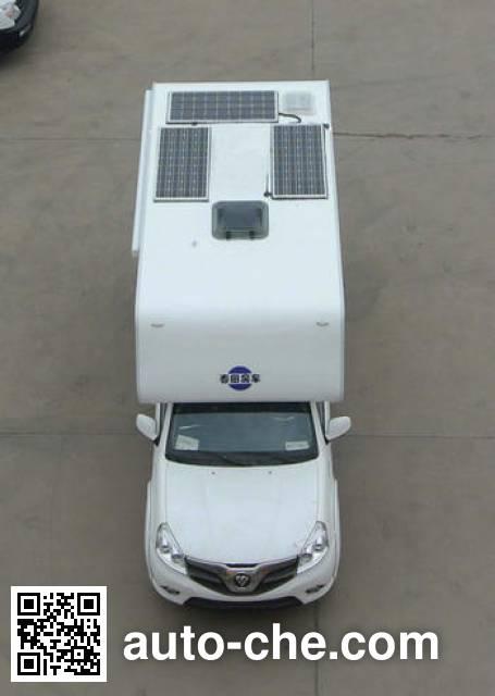 春田牌ZZT5020XLJ-5旅居车