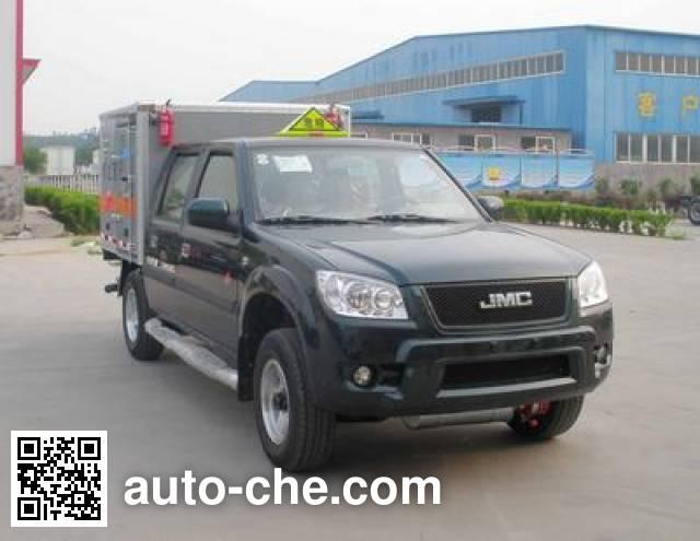 Xier ZZT5021XQY-4 explosives transport truck
