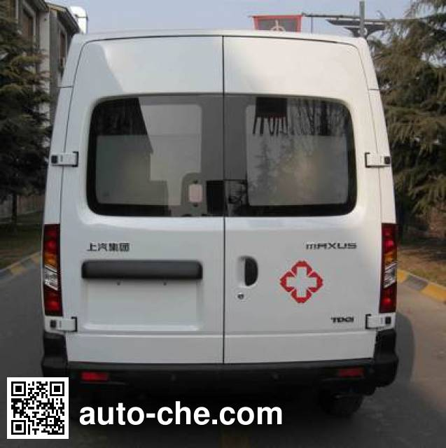 春田牌ZZT5030XJHA-4救护车