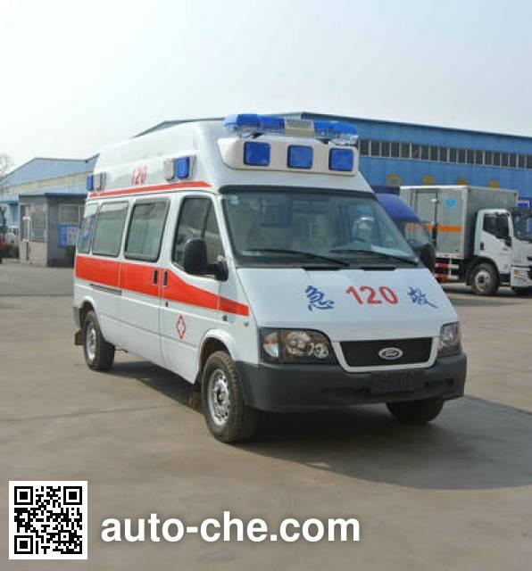 春田牌ZZT5031XJH-5救护车