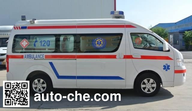 Chuntian ZZT5032XJH-4 ambulance
