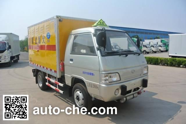 Xier ZZT5034XQY-4 explosives transport truck