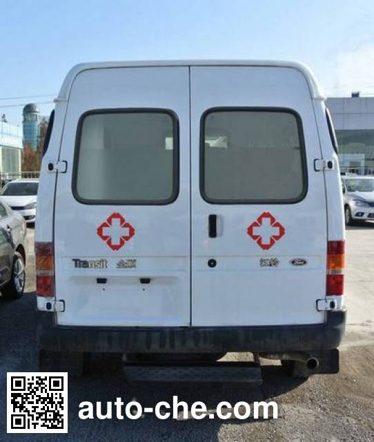 Chuntian ZZT5037XJH-4 ambulance