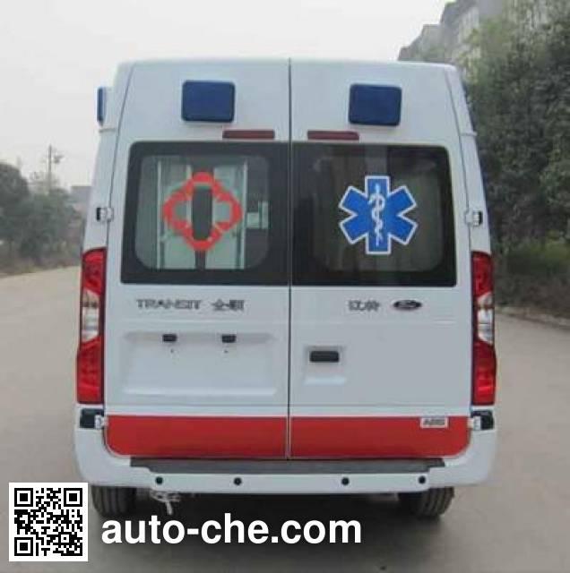 春田牌ZZT5039XJH-4救护车